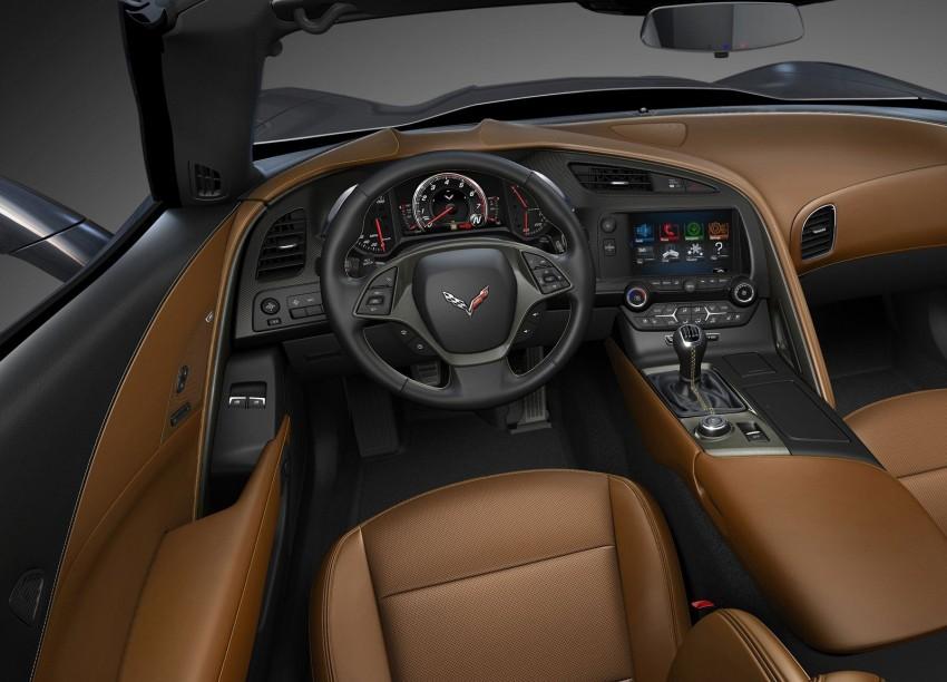 All-new 2014 Chevrolet Corvette C7 Stingray revealed! Image #149435