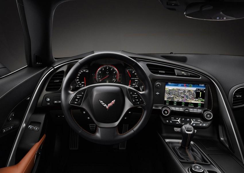 All-new 2014 Chevrolet Corvette C7 Stingray revealed! Image #149436