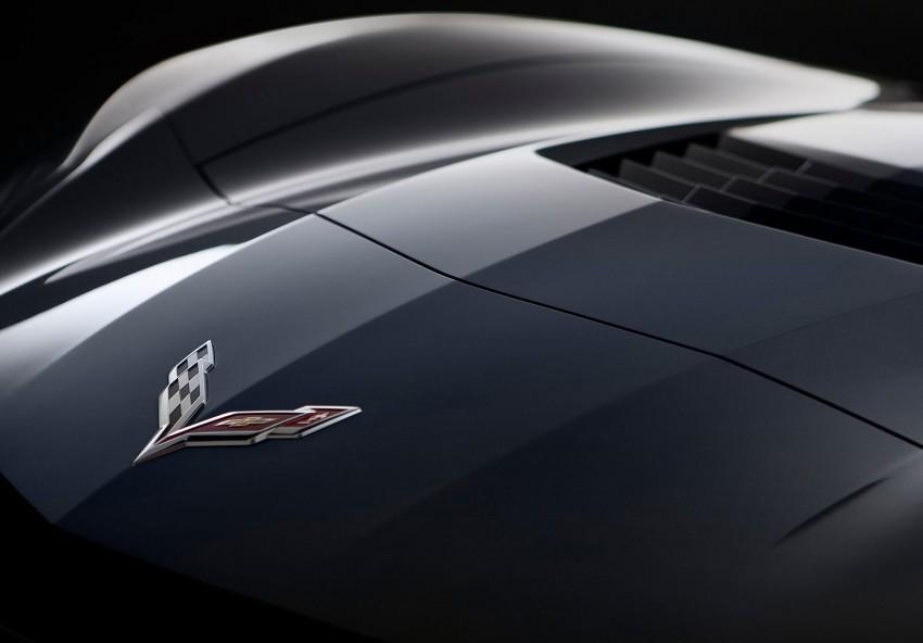 All-new 2014 Chevrolet Corvette C7 Stingray revealed! Image #149437