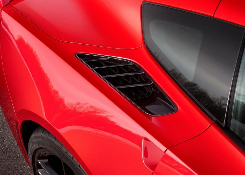 All-new 2014 Chevrolet Corvette C7 Stingray revealed! Image #149438