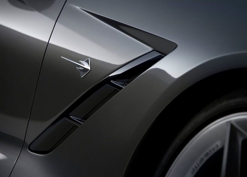 All-new 2014 Chevrolet Corvette C7 Stingray revealed! Image #149439