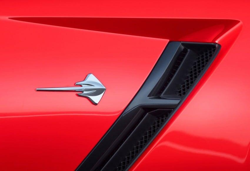 All-new 2014 Chevrolet Corvette C7 Stingray revealed! Image #149440