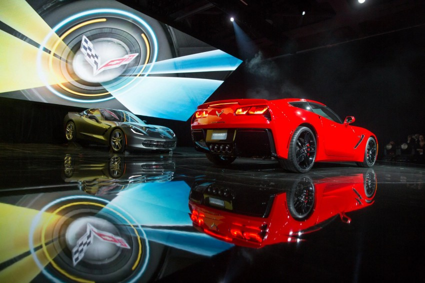 All-new 2014 Chevrolet Corvette C7 Stingray revealed! Image #149443