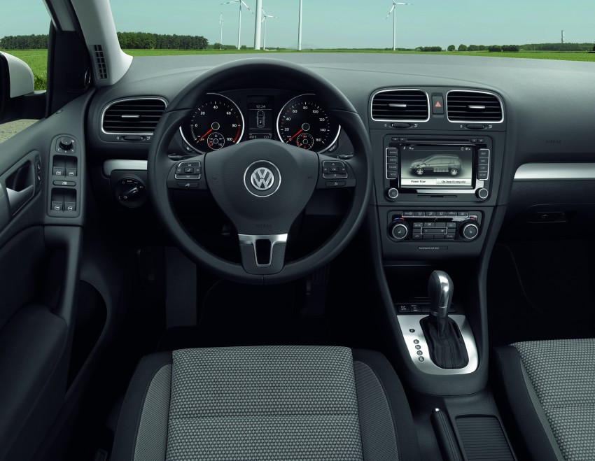 Electric Volkswagen Golf Blue-E-Motion prototype – a preview test drive in Wolfsburg, Germany Image #127815