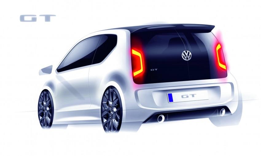 Volkswagen GT up! Concept at Frankfurt Motor Show 2011 Image #70576