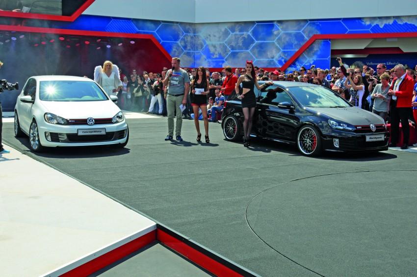 Volkswagen Golf GTI Black Dynamic: 360 PS! Image #107102