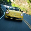 Das neue Volkswagen Beetle Cabriolet (USA-Version)