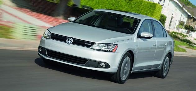 Volkswagen Jetta Hybrid (USA-Version)