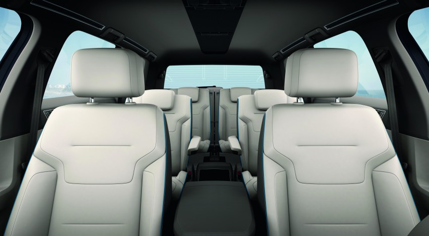 Volkswagen CrossBlue Concept: MQB-based 7-seater Image #149721