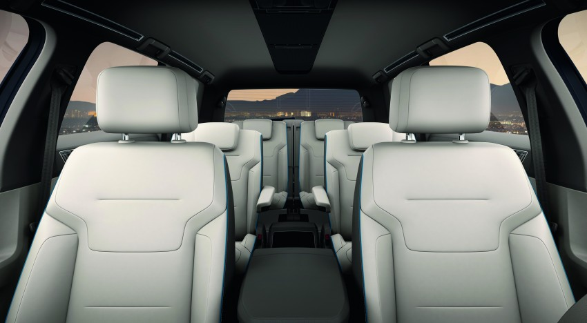 Volkswagen CrossBlue Concept: MQB-based 7-seater Image #149712