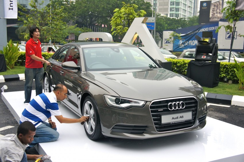 Audi A6 3.0L TFSI quattro launched in Malaysia – RM515k! Image #67922