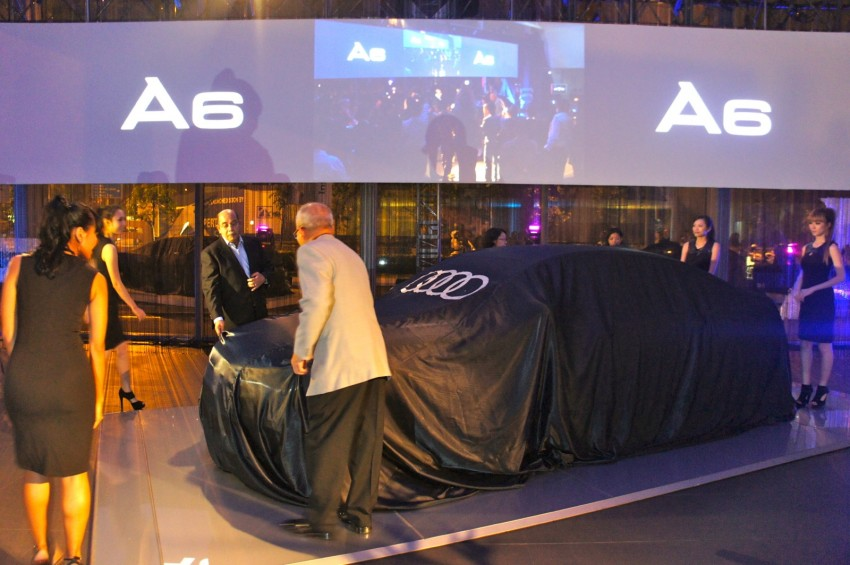 Audi A6 3.0L TFSI quattro launched in Malaysia – RM515k! Image #67925