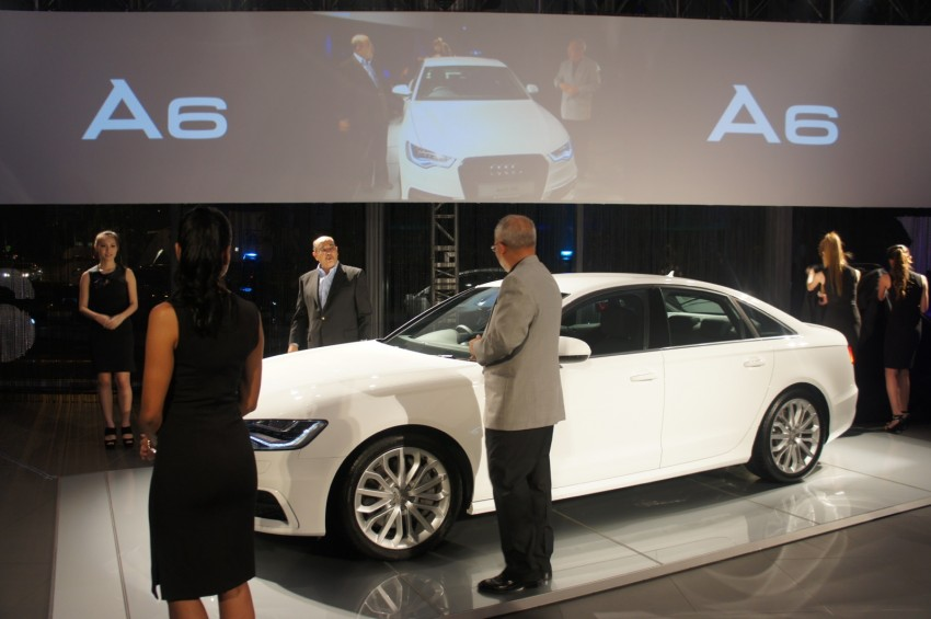 Audi A6 3.0L TFSI quattro launched in Malaysia – RM515k! Image #67926