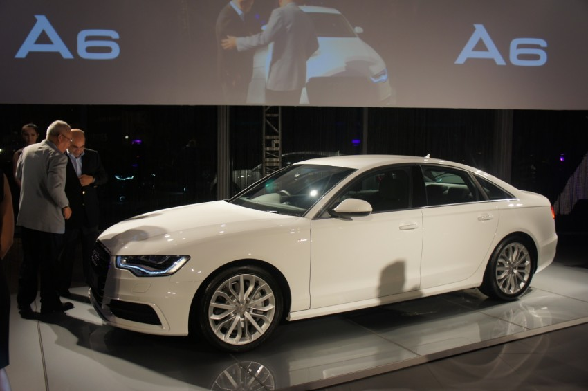 Audi A6 3.0L TFSI quattro launched in Malaysia – RM515k! Image #67927