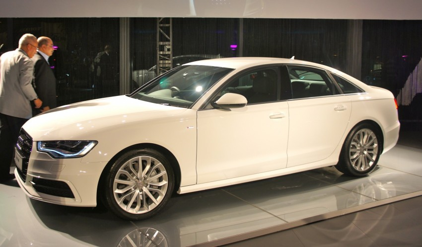 Audi A6 3.0L TFSI quattro launched in Malaysia – RM515k! Image #67928