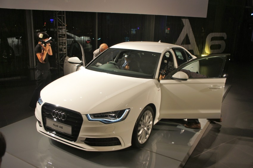Audi A6 3.0L TFSI quattro launched in Malaysia – RM515k! Image #67929