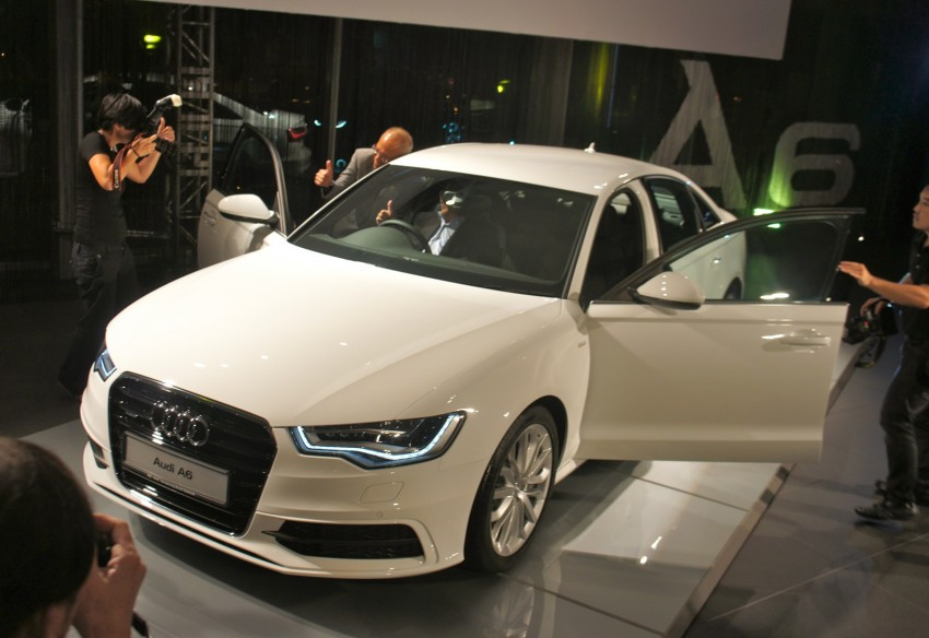 Audi A6 3.0L TFSI quattro launched in Malaysia – RM515k! Image #67931