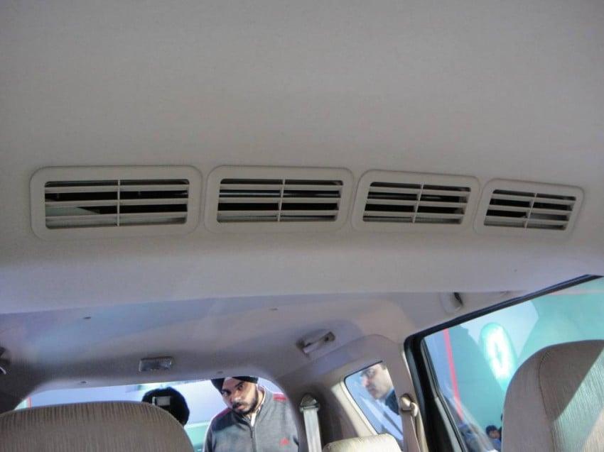 Maruti Suzuki Ertiga MPV debuts at Delhi Auto Expo 2012 Image #82782