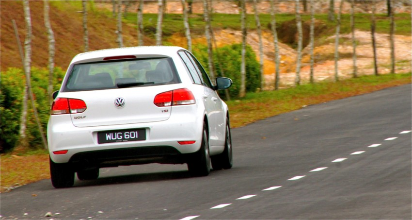 Volkswagen Golf 1.4 TSI Test Drive Review Image #66605
