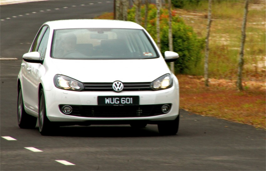 Volkswagen Golf 1.4 TSI Test Drive Review Image #66606