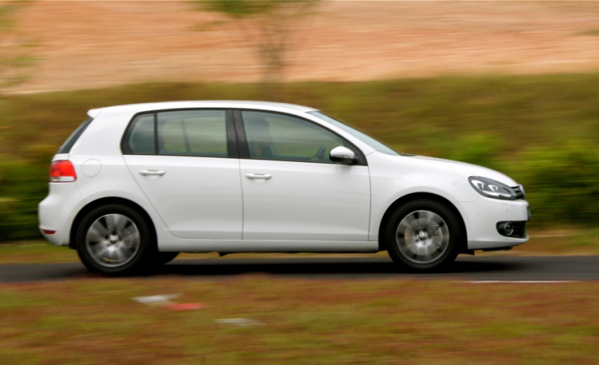 Volkswagen Golf 1.4 TSI Test Drive Review Image #66608
