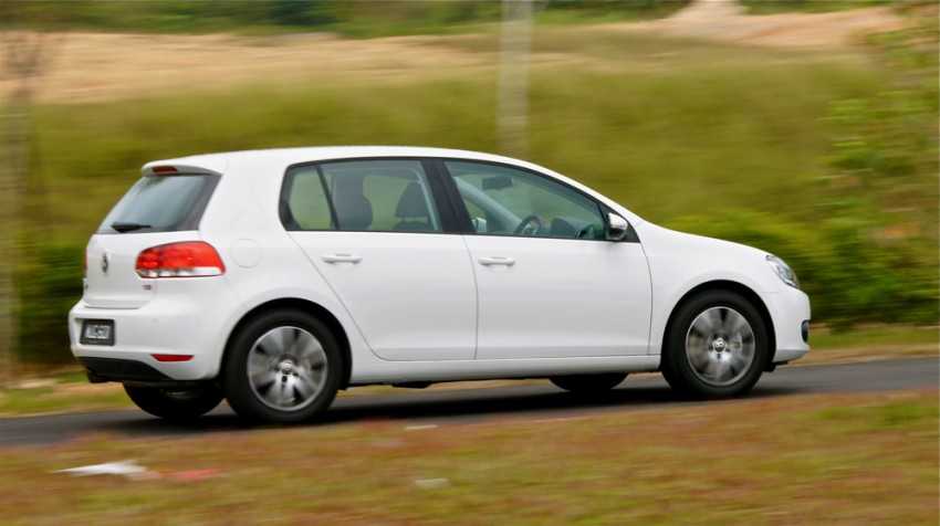 Volkswagen Golf 1.4 TSI Test Drive Review Image #66610