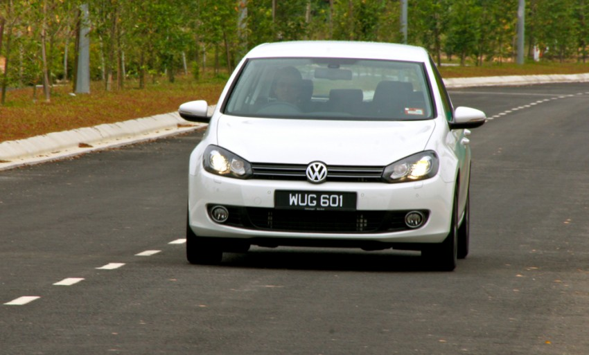 Volkswagen Golf 1.4 TSI Test Drive Review Image #66611