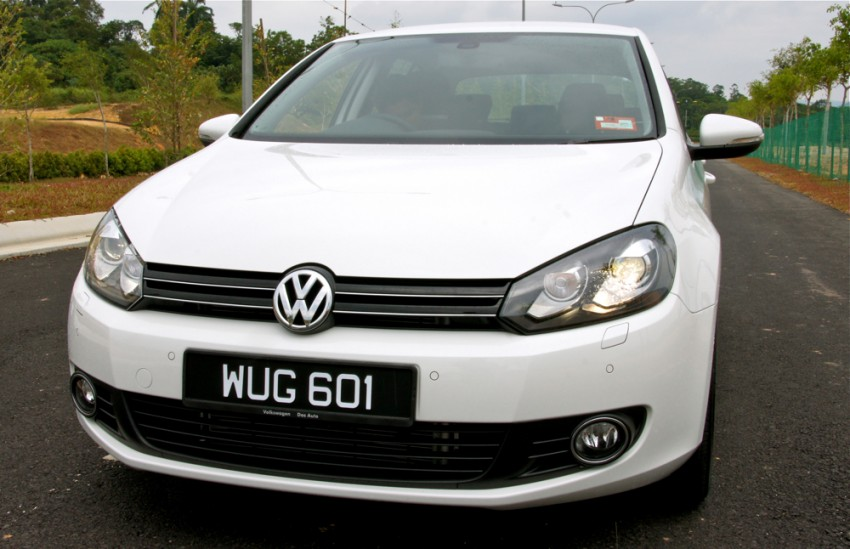 Volkswagen Golf 1.4 TSI Test Drive Review Image #66613