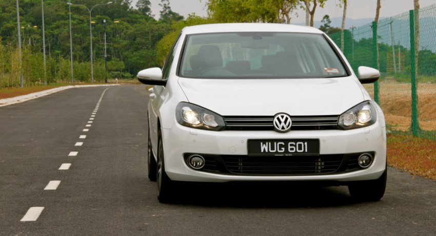 Volkswagen Golf 1.4 TSI Test Drive Review Image #66615