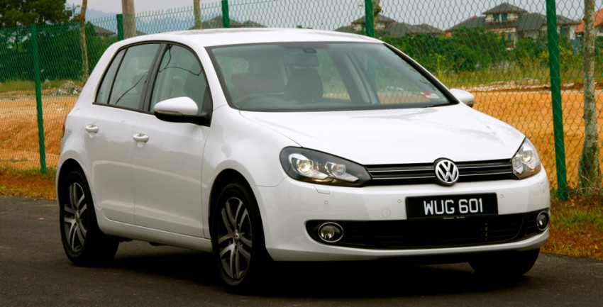 Volkswagen Golf 1.4 TSI Test Drive Review Image #66618