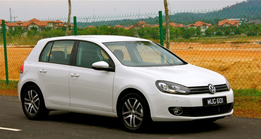 Volkswagen Golf 1.4 TSI Test Drive Review Image #66619
