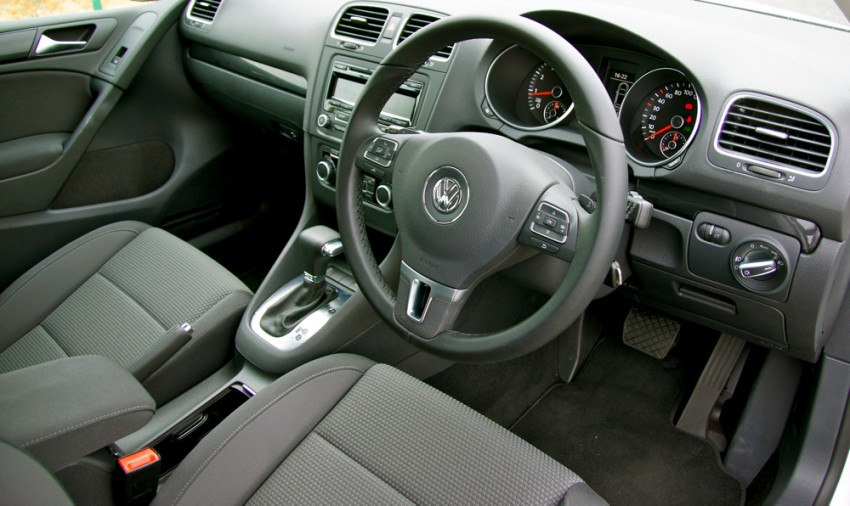 Volkswagen Golf 1.4 TSI Test Drive Review Image #66632