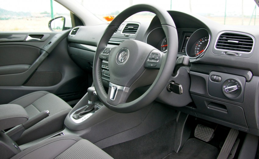 Volkswagen Golf 1.4 TSI Test Drive Review Image #66650
