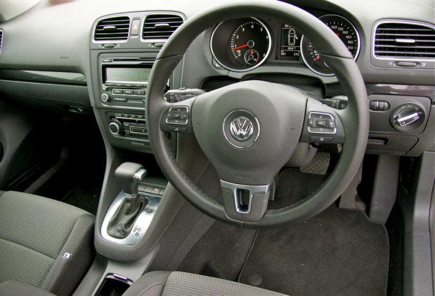 Volkswagen Golf 1.4 TSI Test Drive Review Image #66651