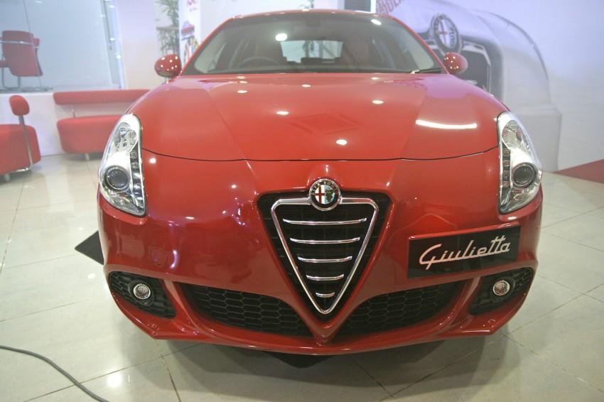 Alfa Romeo Giulietta 1.4 TB MultiAir – 170 hp, RM178,888 Image #105856