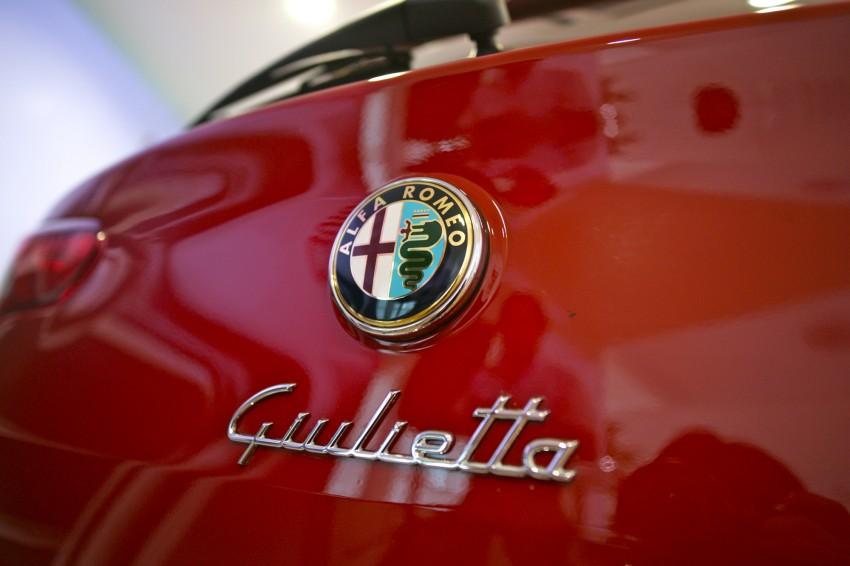 Alfa Romeo Giulietta 1.4 TB MultiAir – 170 hp, RM178,888 Image #105862