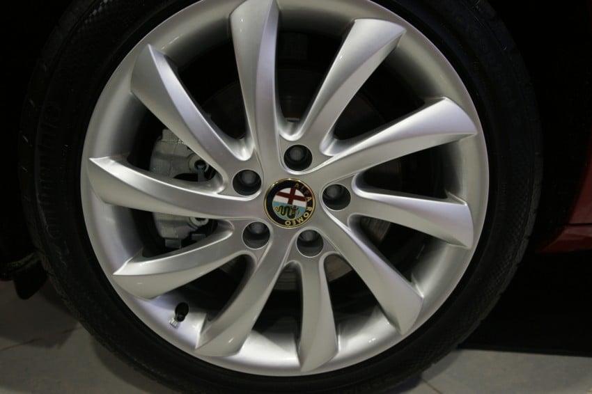 Alfa Romeo Giulietta 1.4 TB MultiAir – 170 hp, RM178,888 Image #105863