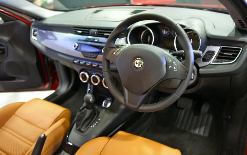 Alfa Romeo Giulietta 1.4 TB MultiAir – 170 hp, RM178,888 Image #105874