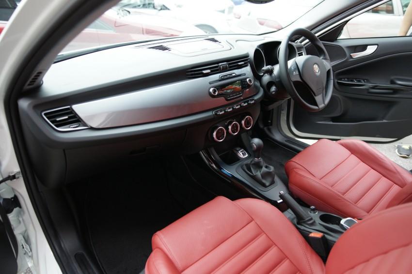 Alfa Romeo Giulietta 1.4 TB MultiAir – 170 hp, RM178,888 Image #105877