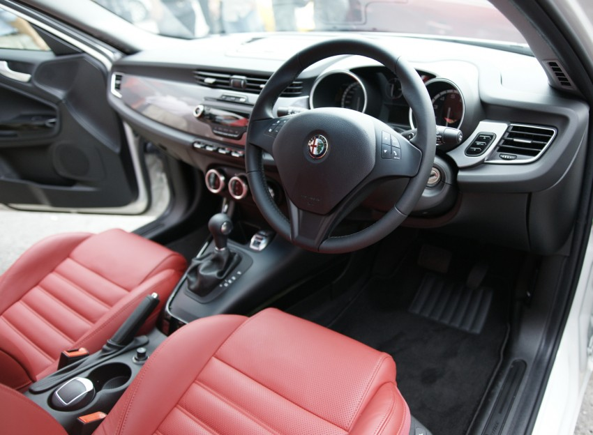 Alfa Romeo Giulietta 1.4 TB MultiAir – 170 hp, RM178,888 Image #105887