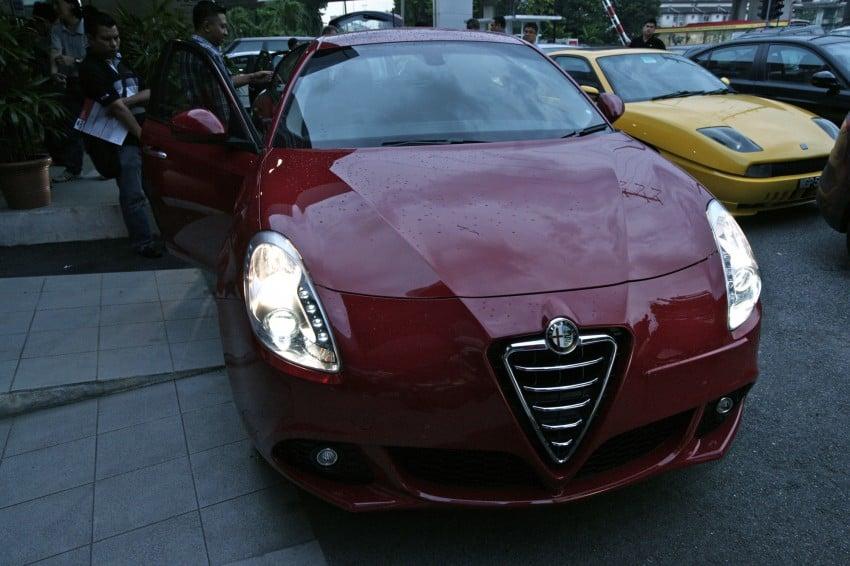 Alfa Romeo Giulietta 1.4 TB MultiAir – 170 hp, RM178,888 Image #105889