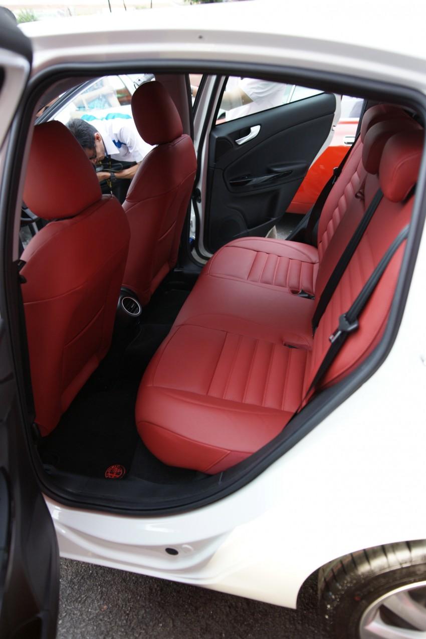 Alfa Romeo Giulietta 1.4 TB MultiAir – 170 hp, RM178,888 Image #105890