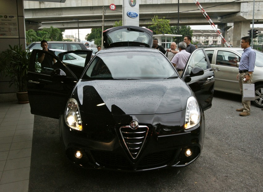 Alfa Romeo Giulietta 1.4 TB MultiAir – 170 hp, RM178,888 Image #105891