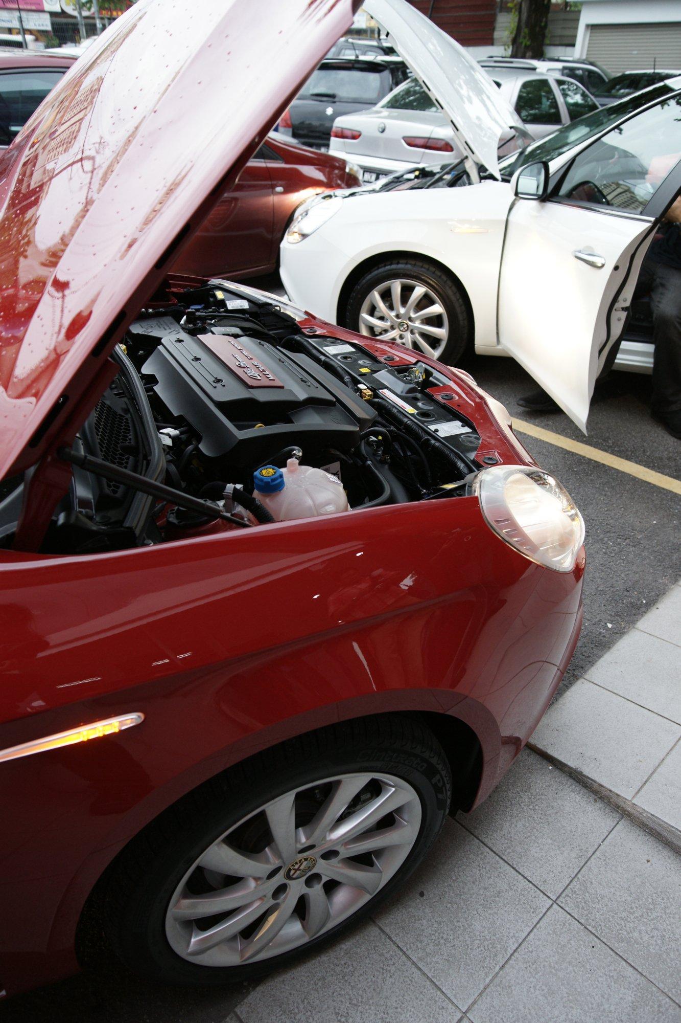 Alfa Romeo Giulietta 1.4 TB MultiAir \u2013 170 hp, RM178,888 Paul Tan  Image 105901
