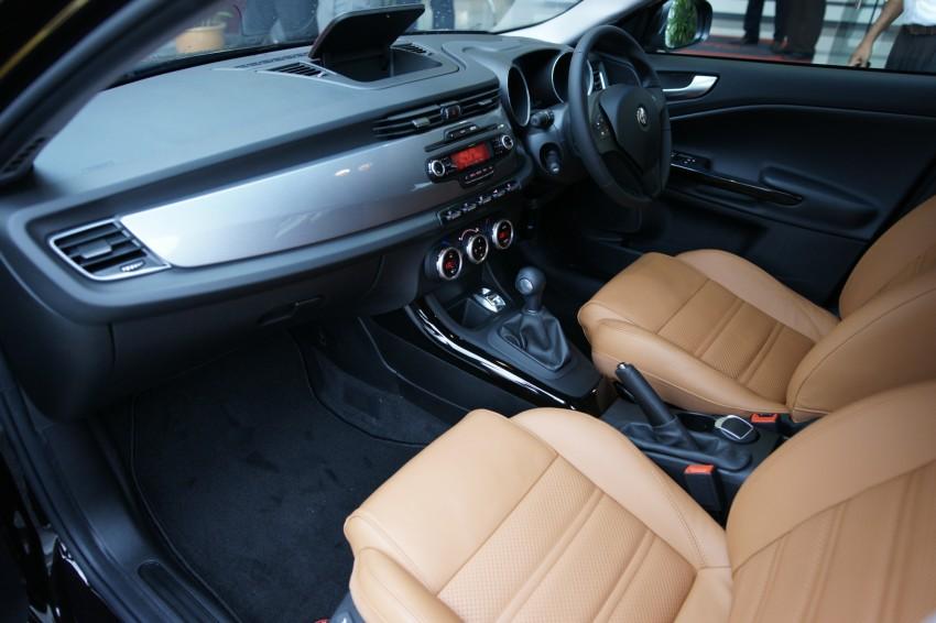 Alfa Romeo Giulietta 1.4 TB MultiAir – 170 hp, RM178,888 Image #105905