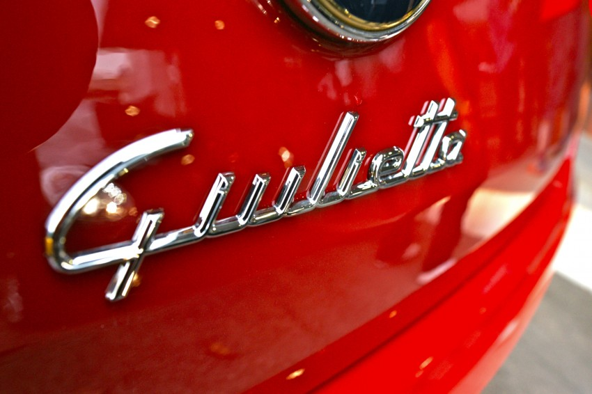 Alfa Romeo Giulietta 1.4 TB MultiAir – 170 hp, RM178,888 Image #105909
