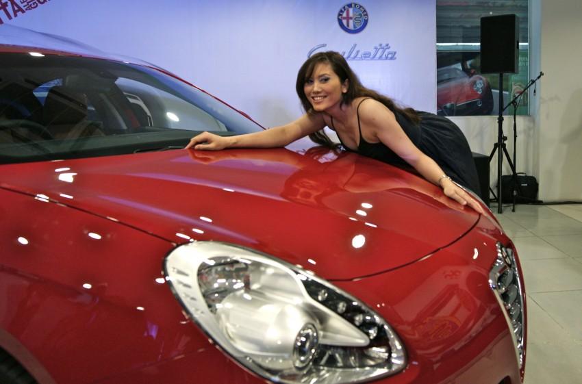 Alfa Romeo Giulietta 1.4 TB MultiAir – 170 hp, RM178,888 Image #105914