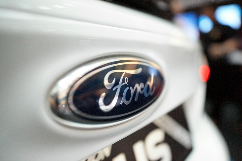 Ford Focus on show at Sunway Pyramid, now open for registration with a chance to win a new car Image #117222