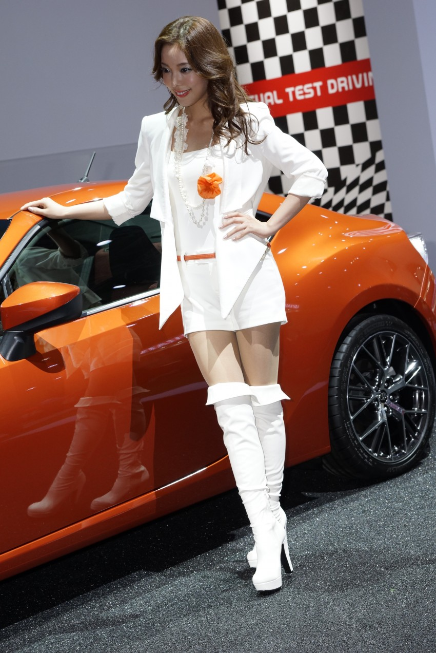 Tokyo 2011 Live: Toyota GT 86 Coupe unveiled! Image #78644