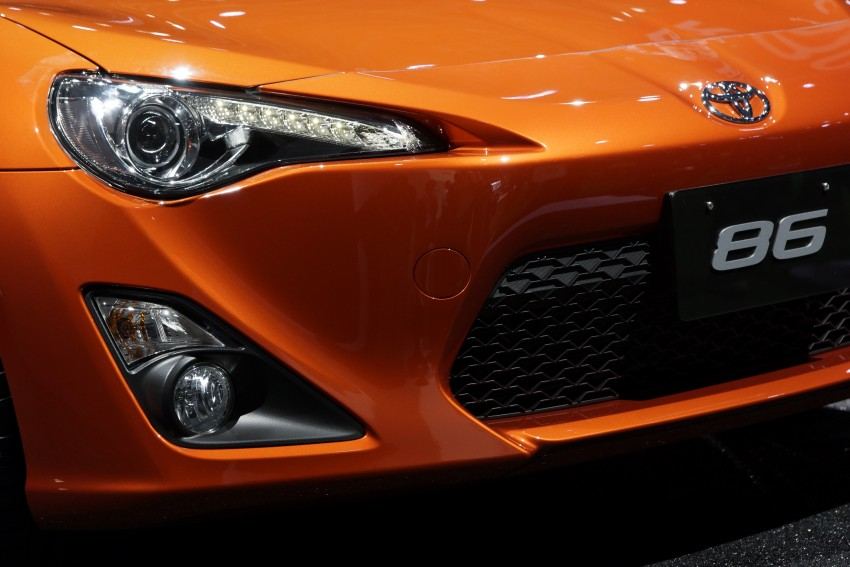 Tokyo 2011 Live: Toyota GT 86 Coupe unveiled! Image #78643
